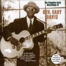 Blind Gary Davis: Complete Early Recordings, CD