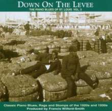 Down On The Levee: Piano Blues Of St Louis 2 / Var: Down On The Levee: Piano Blues Of St Louis 2 / Var, CD