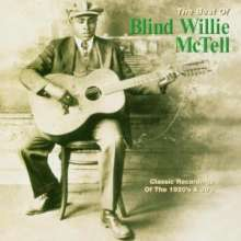 Blind Willie McTell: The Best Of Blind Willie McTell, CD