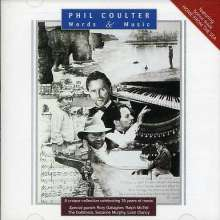 Phil Coulter (geb. 1942): Words & Music, CD