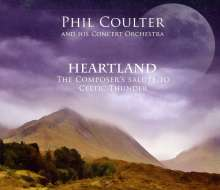 Phil Coulter (geb. 1942): Heartland, CD