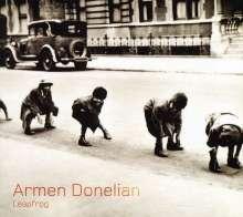Armen Donelian: Leapfrog, CD