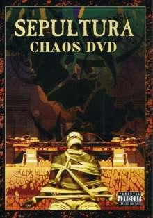 Sepultura: Chaos DVD, DVD