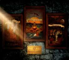 Opeth: Pale Communion, 1 CD und 1 Blu-ray Disc