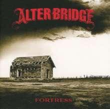 Alter Bridge: Fortress, CD
