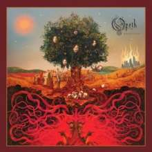 Opeth: Heritage (CD + DVD) (Collector's Edition), 1 CD und 1 DVD