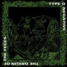 Type O Negative: The Origin Of The Feces, CD