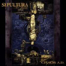 Sepultura: Chaos A.D. (Deluxe-Edition), CD