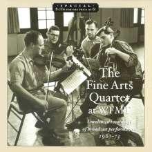 The Fine Arts Quartet at WFMT Radio (Chicago), 8 CDs