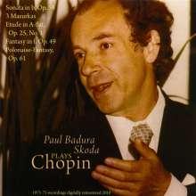 Paul Badura-Skoda plays Chopin, CD