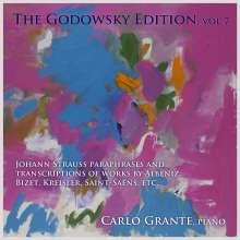 Leopold Godowsky (1870-1938): Transkriptionen, CD