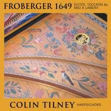 Johann Jacob Froberger (1616-1667): Cembalowerke, CD