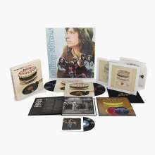 """The Rolling Stones: Let It Bleed (50th Anniversary) (remastered) (180g) (Limited Numbered Deluxe Box Set), 2 LPs, 2 Super Audio CDs und 1 Single 7"""""""