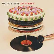 The Rolling Stones: Let It Bleed (50th Anniversary) (180g), LP