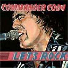 Commander Cody: Let's Rock, CD