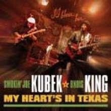 Smokin' Joe Kubek: My Hearts In Texas, CD