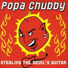 Popa Chubby (Ted Horowitz): Stealing The Devil's Guitar, CD