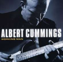 Albert Cummings: Working Man, CD