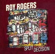 Roy Rogers (Blues): Split Decision, CD