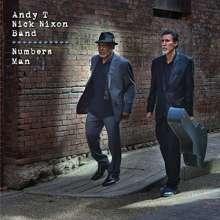 Andy T & Nick Nixon (Band): Numbers Man, CD