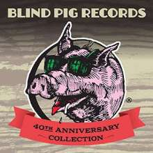 Blind Pig Records: 40th-Anniversary-Collection, 2 CDs