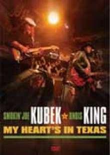 Smokin' Joe Kubek: My Heart´s In Texas - Live 31.12.2005, DVD