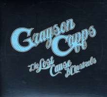 Grayson Capps: Lost Cause Minstrels, CD