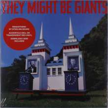 They Might Be Giants: Lincoln (remastered) (180g) (Red Vinyl), LP