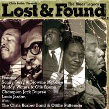Blues Sampler: The Blues Legacy: Lost & Found Series Vol. 2, CD