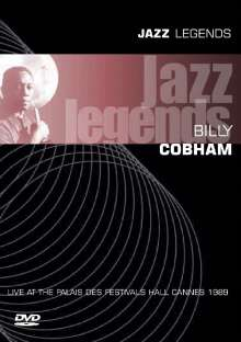 Billy Cobham (geb. 1944): Live At The Palais Des Festivals Hall, Cannes 1989, DVD