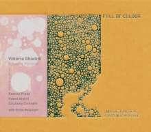 Full of Colour - Concerto di Viole, CD