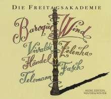 Die Freitagsakademie - Baroque Wind, CD
