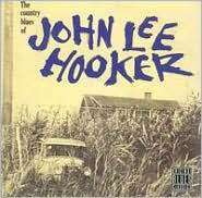 John Lee Hooker: The Country Blues of John Lee Hooker, CD
