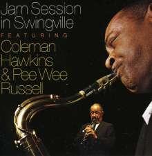 Coleman Hawkins & Pee Wee Russell: Jam Sessions In Swingville, CD