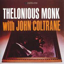 Thelonious Monk & John Coltrane: With John Coltrane, CD