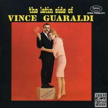 Vince Guaraldi (1928-1976): The Latin Side Of Vince Guaraldi, CD
