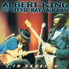 Albert King: In Session: Albert King With Stevie Ray Vaughan, CD