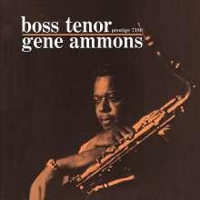 Gene Ammons (1925-1974): Boss Tenor, CD