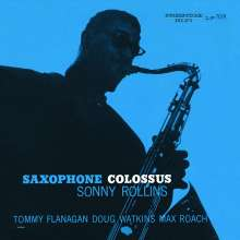 Sonny Rollins (geb. 1930): Saxophone Colossus (Rudy Van Gelder Remaster), CD