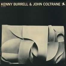Kenny Burrell & John Coltrane: Kenny Burrell & John Coltrane, CD