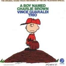 Vince Guaraldi (1928-1976): Boy Named Charlie Brown, CD