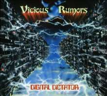 Vicious Rumors: Digital Dictator, CD