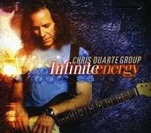 Chris Duarte (geb. 1963): Infinite Energy, CD