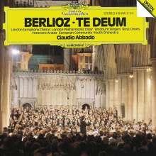 Hector Berlioz (1803-1869): Te Deum, CD