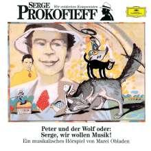 Wir entdecken Komponisten:Prokofieff, CD