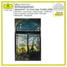 """Wolfgang Amadeus Mozart (1756-1791): Messen KV 220 & 317 """"Krönungsmesse"""", CD"""