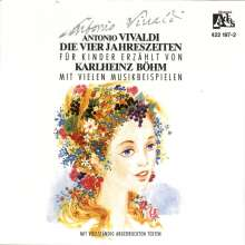 """Vivaldis """"4 Jahreszeiten"""" für Kinder, CD"""