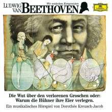 Wir entdecken Komponisten:Beethoven, CD
