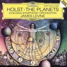 Gustav Holst (1874-1934): The Planets op.32, CD