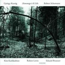 György Kurtag (geb. 1926): 9 Stücke für Viola solo, CD